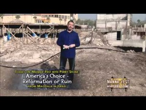 America's Choice- Reformation or Ruin
