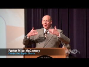 Pastor Mike McCartney: 'It's Not Too Late To Do Something Great!'   or Don't chase your tail Church.