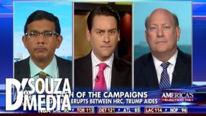 D'Souza: Democrats Scapegoating White Supremacy for Election Loss