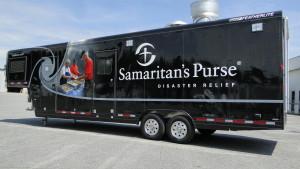 14521470552_106c213807_oSamaritans purse truck