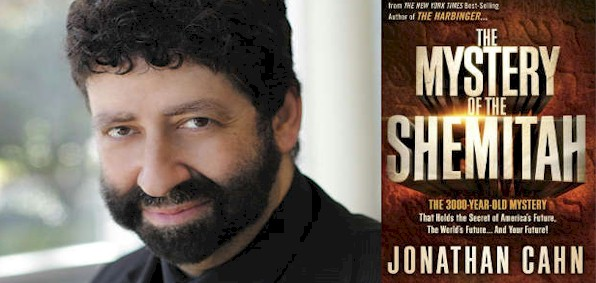 """Jonathan Cahn is a Messianic Jewish pastor and author of """"The Harbinger"""" and """"The Mystery of the Shemitah"""""""