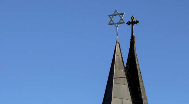 Jews and Christians must stand together in these end times.