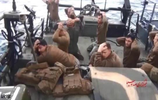 Iran humilates US1