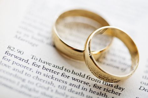 God's Problem With Same-Sex Marriage