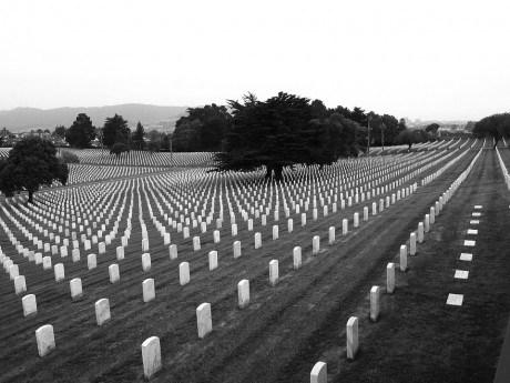 Cemetary Graveyard - Public Domain
