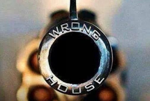 Wrong-House