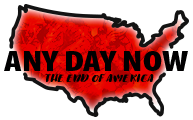 The End Of America: Any Day Now Logo