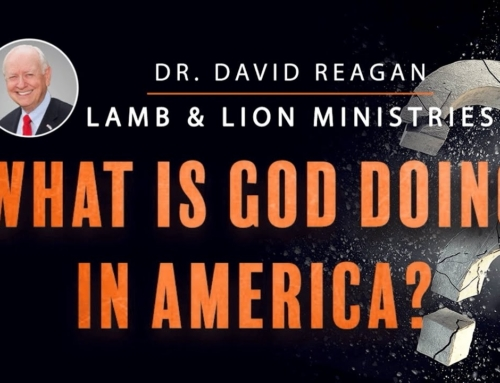 What is God Doing in America?