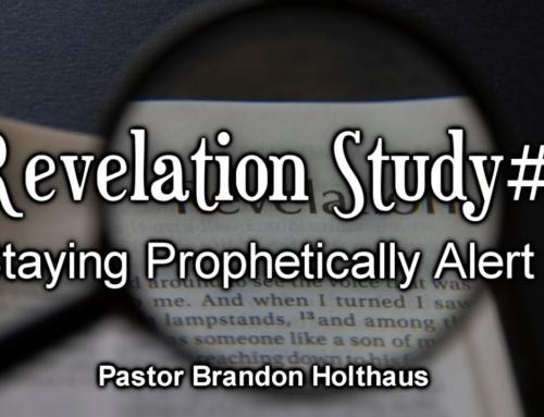 REVELATION STUDY NUMBER 1