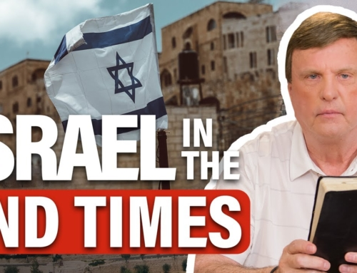 Israel in the End Times-Tipping Point – Jimmy Evans