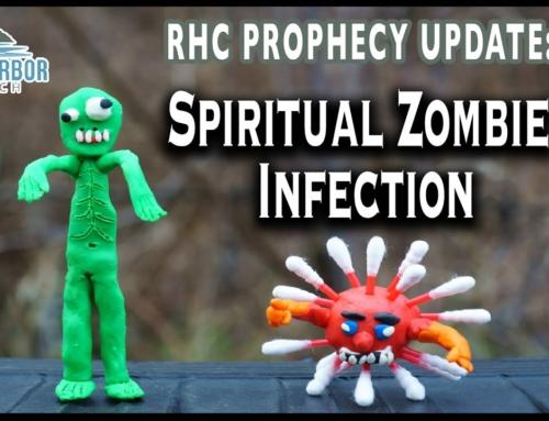Spiritual Zombie Infection