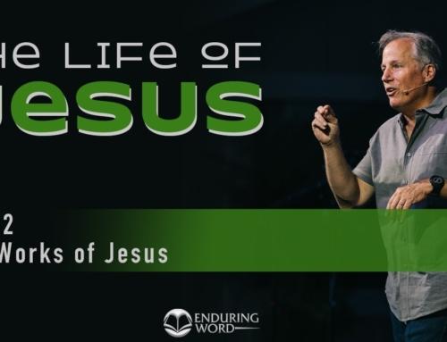 Part II: The Life of Jesus