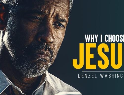 Denzel Washington: Why I Choose Jesus