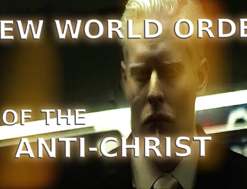 New World Order of the Anti-Christ