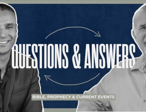 Questions and Answers with Amir Tsarfati